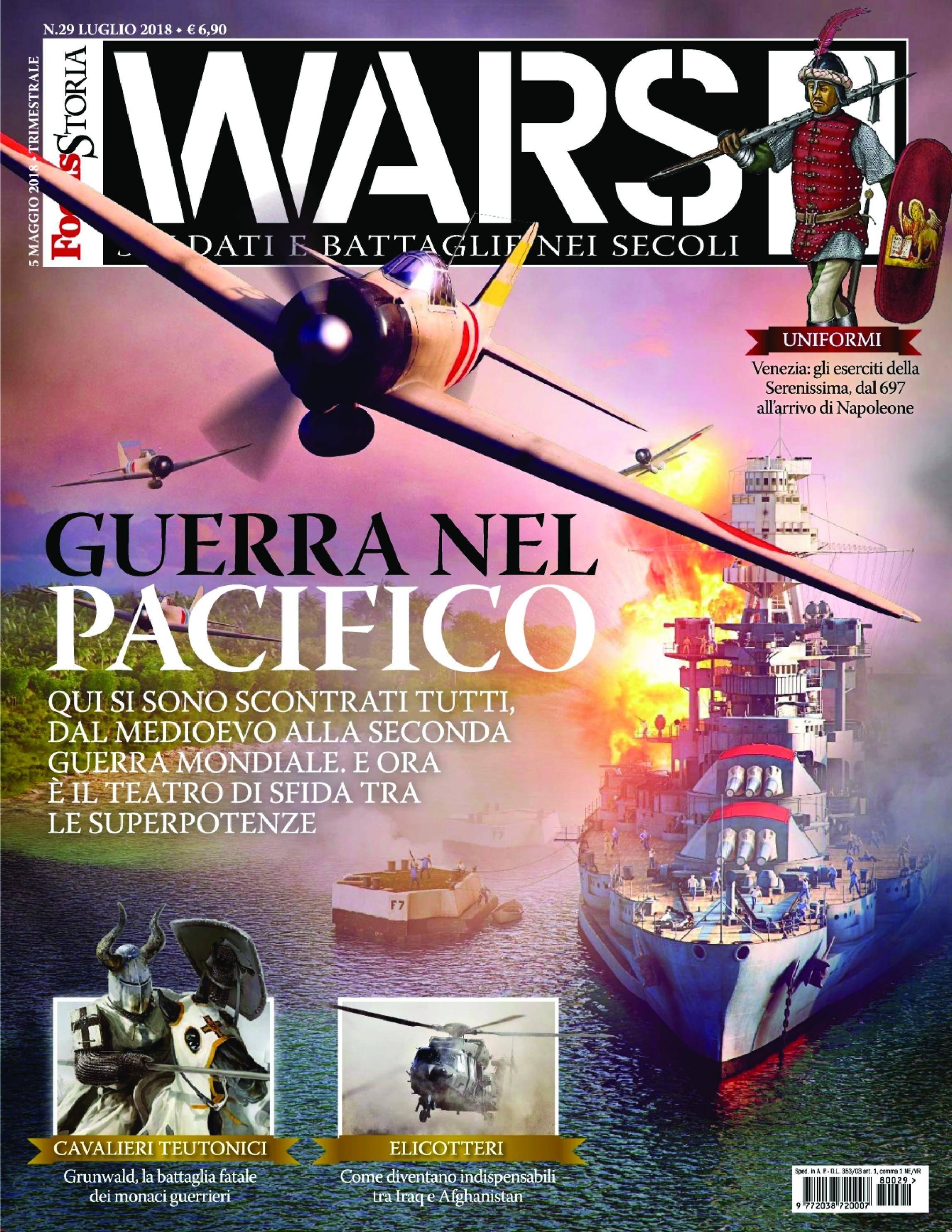 Focus Storia Wars - maggio 2018