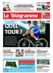 Le Télégramme Quimper – 29 août 2020