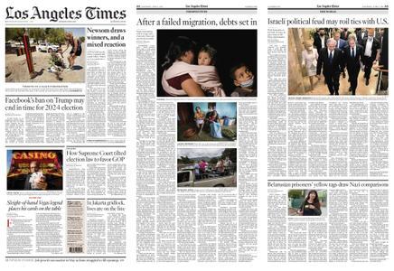Los Angeles Times – June 05, 2021