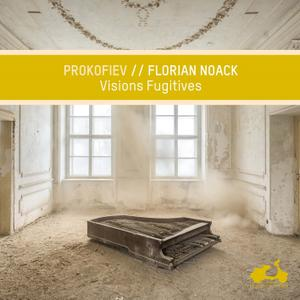 Florian Noack - Prokofiev: Visions fugitives (2019) [Official Digital Download 24/96]