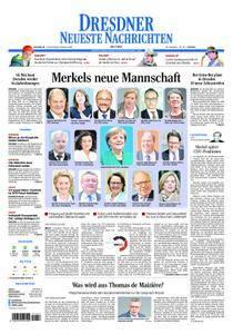 Dresdner Neueste Nachrichten - 08. Februar 2018