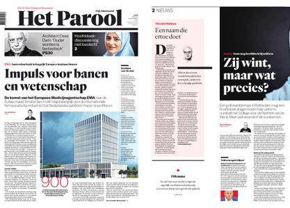 Het Parool – 21 november 2017