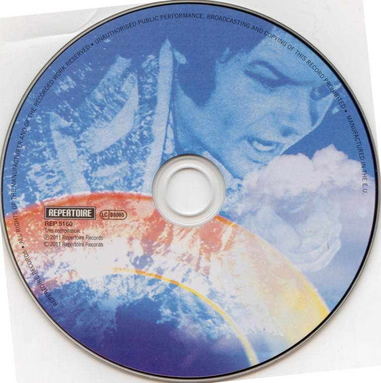 Gary Glitter - All That Glitters: The Best Of (2011) {Remastered}