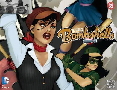 DC Comics - Bombshells 039 2016 Digital