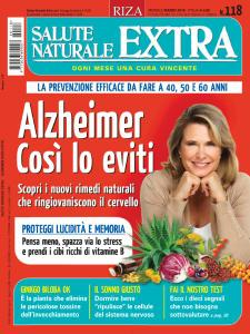 Salute Naturale Extra N.118 - Marzo 2019