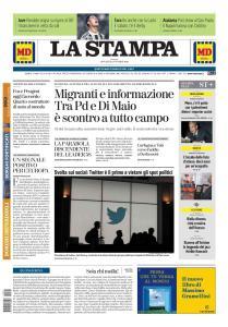 La Stampa Imperia e Sanremo - 31 Ottobre 2019