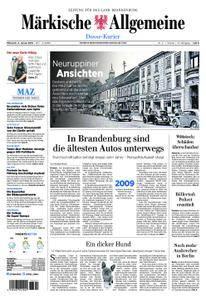 Märkische Allgemeine Dosse Kurier - 03. Januar 2018