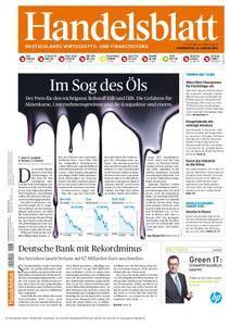 Handelsblatt - 21. Januar 2016