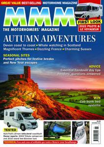MMM - The Motorhomers' Magazine – November 2021