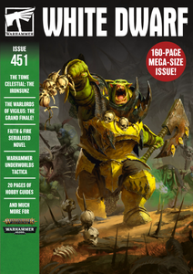 White Dwarf - Issue 451 2020