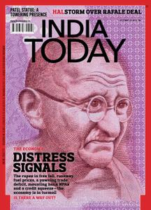 India Today - October 29, 2018