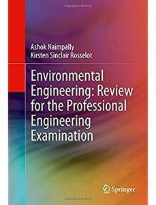 Environmental Engineering: Review for the Professional Engineering Examination [Repost]