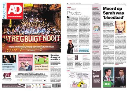 Algemeen Dagblad - Voorne-Putten – 23 maart 2019