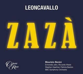 Maurizio Benini - Leoncavallo: Zazà (2016)