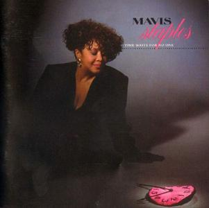 Mavis Staples - Time Waits For No One (1989) {Paisley Park}