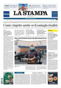 La Stampa Imperia e Sanremo - 23 Aprile 2020