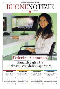 Corriere della Sera Buone Notizie – 12 gennaio 2021