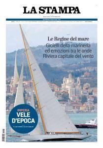La Stampa Imperia e Sanremo - 5 Settembre 2018