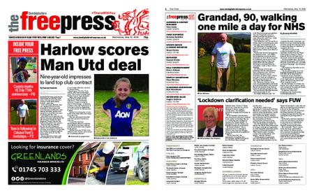 Denbighshire Free Press – May 13, 2020