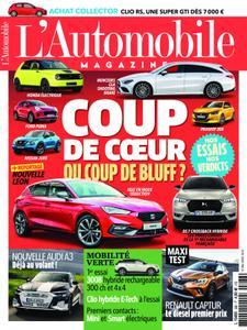 L'Automobile Magazine - mars 2020