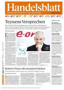 Handelsblatt - 01. Juni 2016