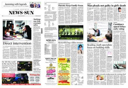 Lake County News-Sun – January 18, 2019