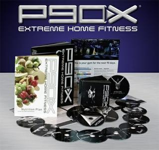 P90X - Extreme Home Fitness Exercise Complete Workout