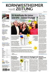 Kornwestheimer Zeitung - 27. Mai 2019