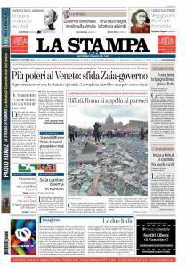 La Stampa - 24 Ottobre 2017