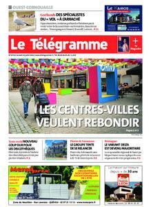 Le Télégramme Ouest Cornouaille – 10 juillet 2021