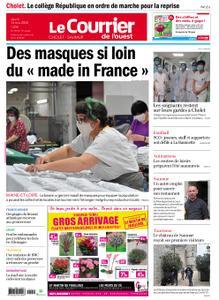 Le Courrier de l'Ouest Cholet – 14 mai 2020