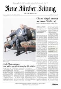 Neue Zürcher Zeitung - 16 September 2021