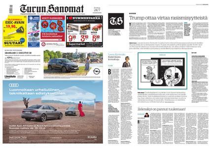 Turun Sanomat – 19.07.2019