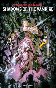 IDW-Dungeons And Dragons Shadows Of The Vampire 2016 Hybrid Comic eBook