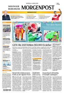 Solinger Morgenpost – 04. März 2019