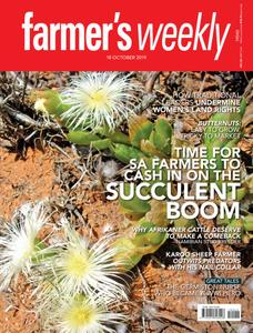 Farmer's Weekly - 18 October 2019