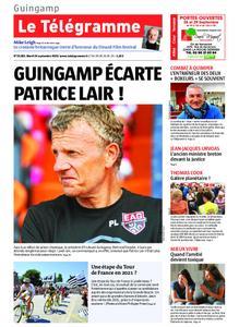Le Télégramme Guingamp – 24 septembre 2019