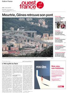 Ouest-France Édition France – 04 août 2020