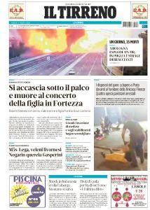 Il Tirreno Livorno - 7 Agosto 2018