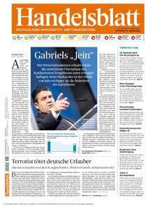 Handelsblatt - 13. Januar 2016