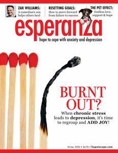 esperanza Magazine for Anxiety & Depression - February 2020