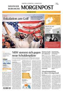 Solinger Morgenpost – 04. Januar 2020
