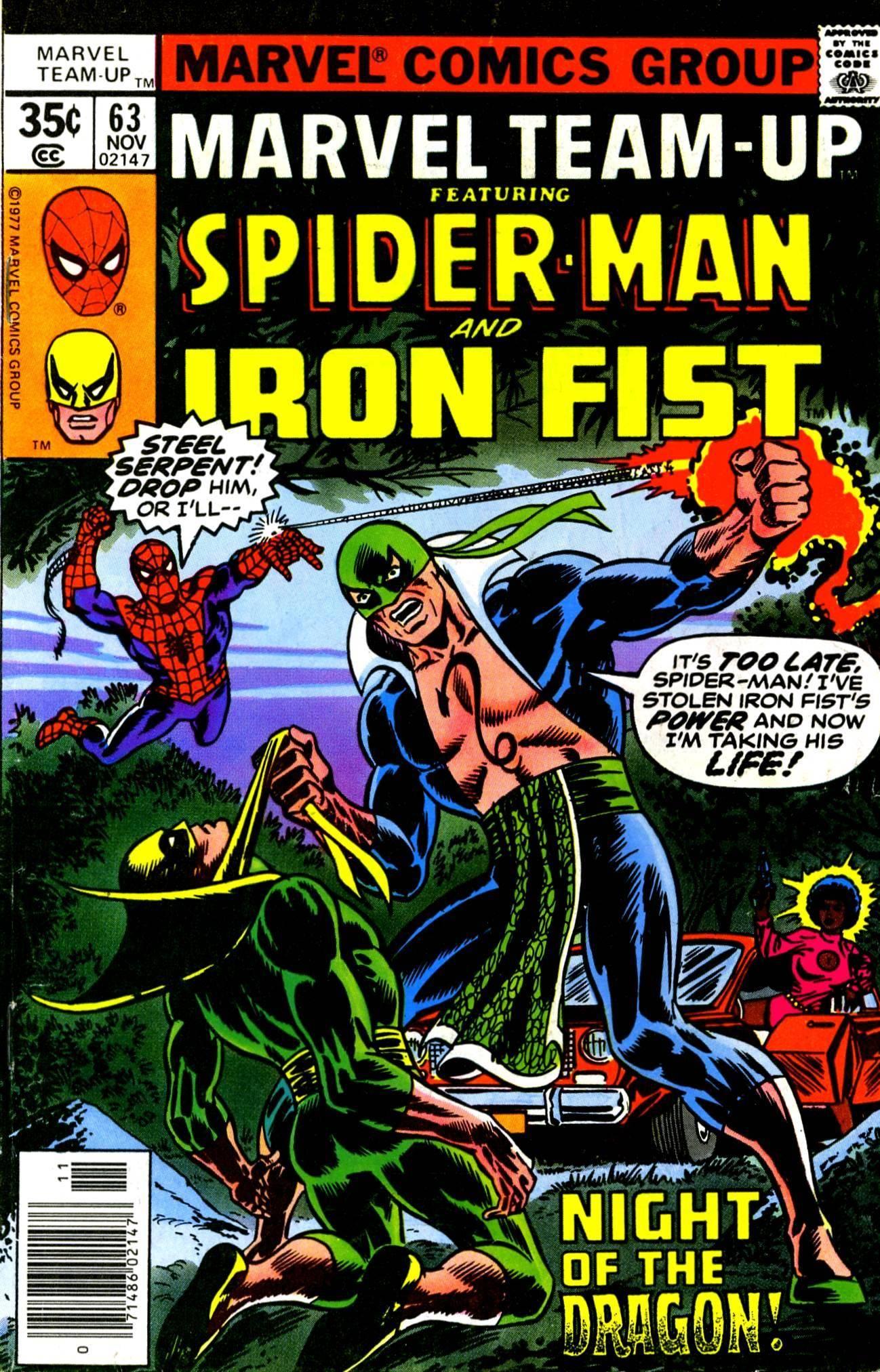 Marvel Team-Up v1 063 1971