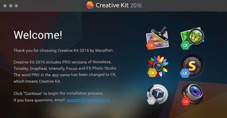 Macphun Creative Kit 04.2016