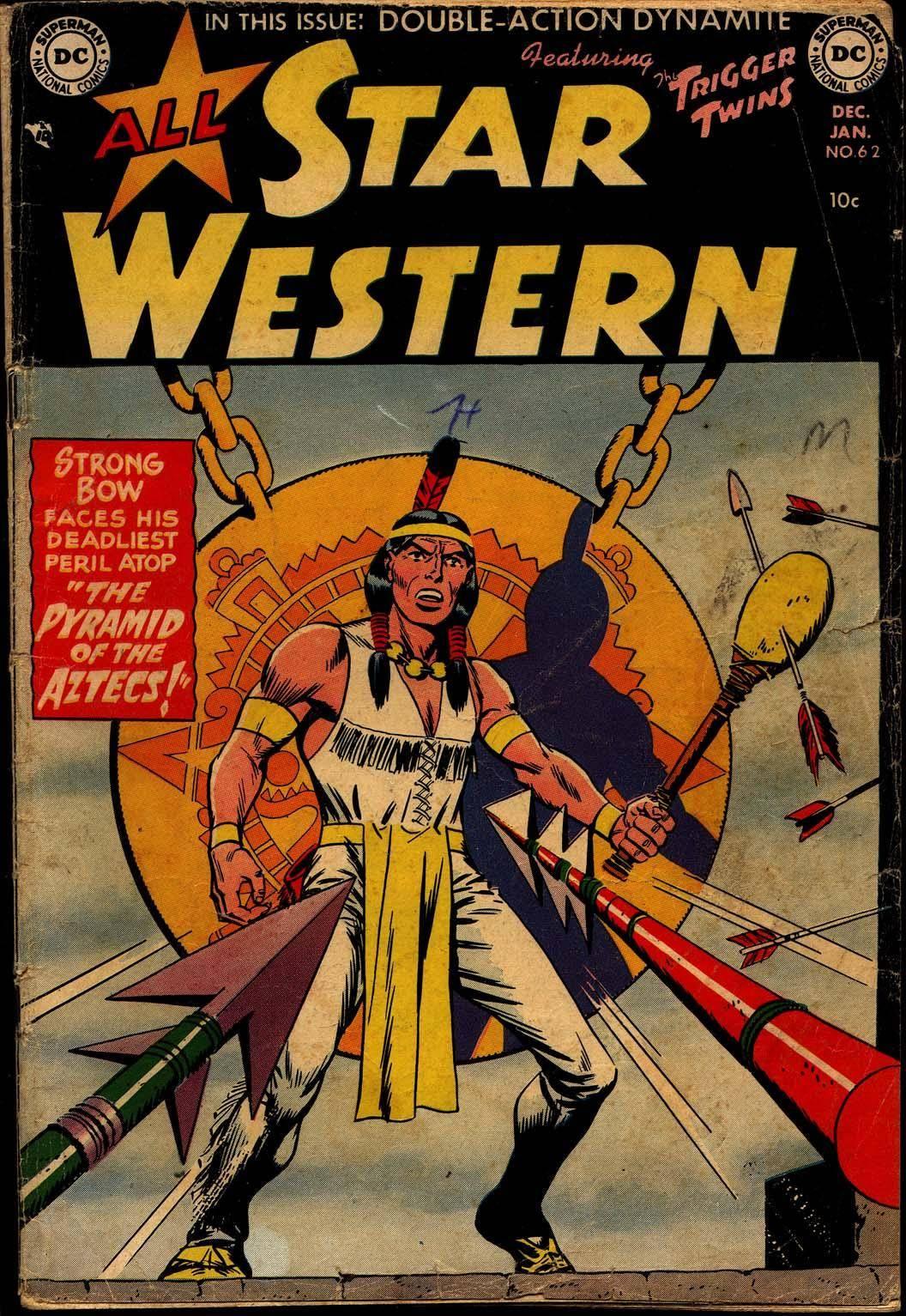 Star Western v1 062 1951-52