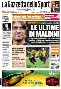La Gazzetta dello Sport (07-05-09)