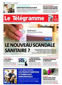 Le Télégramme Auray – 06 juillet 2020