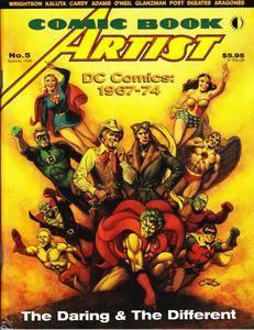 Comic Book Artist 05