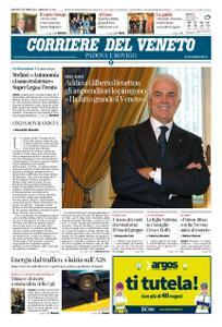 Corriere del Veneto Padova e Rovigo – 23 ottobre 2018