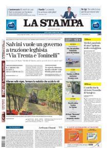 La Stampa Alessandria - 20 Luglio 2019